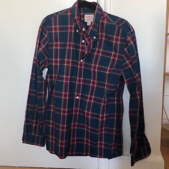 Brooks Brothers Other - Brooks Brothers plaid shirt